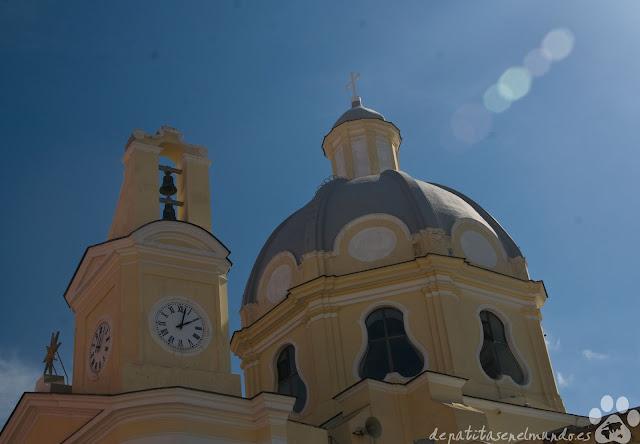 Iglesia della Madonna delle Grazie en Procida