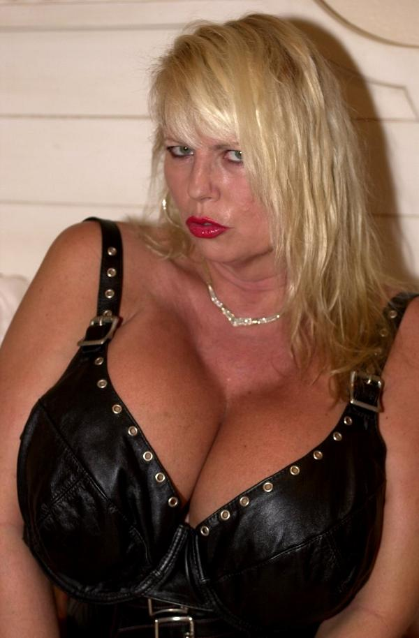 Kimberly kupps mature tits