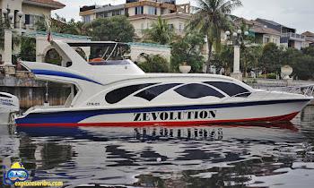 rental kapal speed boat dari marina ancol jakarta zeevolution 1-10