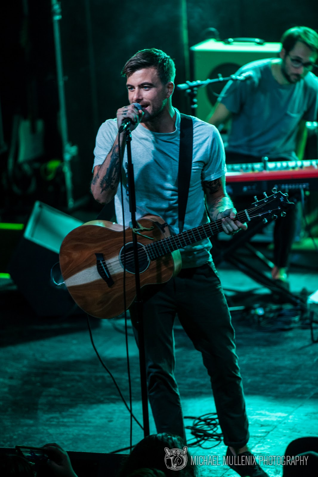 ANTHONY GREEN AT THE MOHAWK - PHOTO GALLERY BY MICHAEL MULLENIX