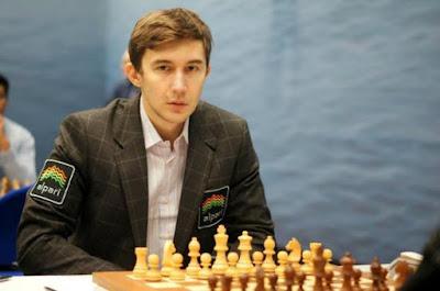 Serguei Aleksandrovich Kariakin