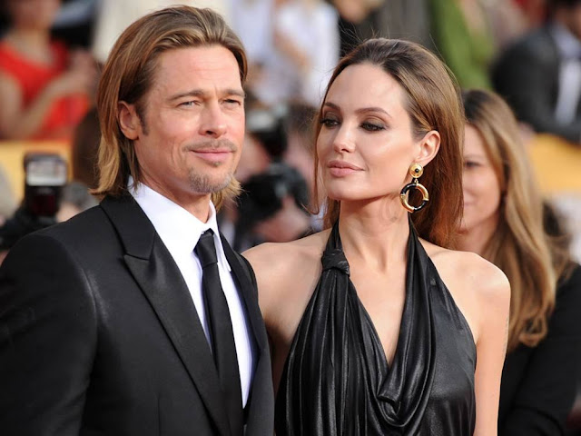 Shocking News: Why Angelina Jolie files for divorce from Brad Pitt