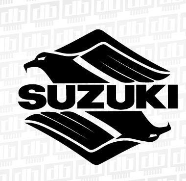 Stickers For Bikes Suzuki Stickers