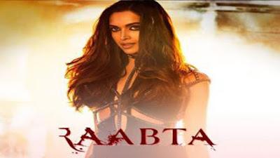 Raabta Title Song Lyrics - Nikita Gandhi - Deepika, Shushant | Raabta