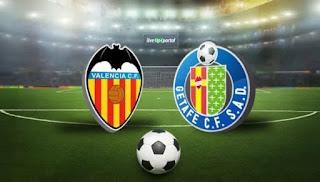 Валенсия – Хетафе смотреть онлайн бесплатно 17 марта 2019 прямая трансляция в 20:30 МСК.