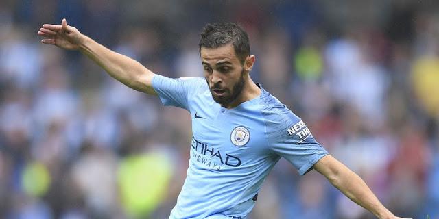 Jose Mourinho Ternyata Sudah Lama Mengincar Gelandang Serang AS Monaco Bernardo Silva Yang Sekarang Bermain Untuk Manchester City