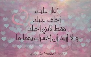 كلام جميل و عذب عن الحب