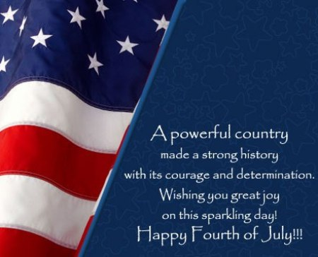 Happy 4th of July Poems 2016, Short Declaration of Independence Poems for Kids, Preschoolers