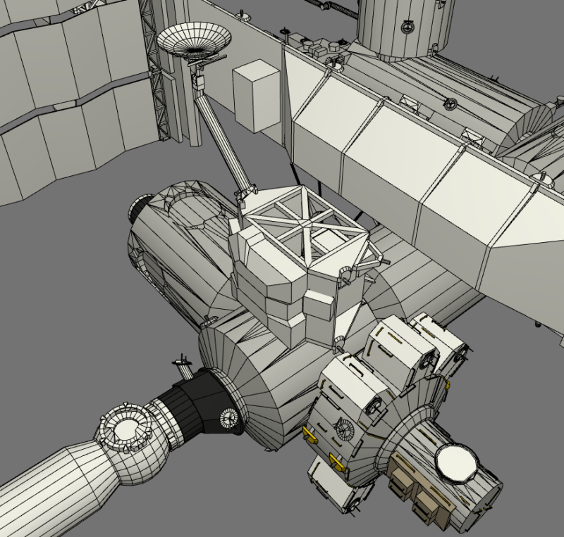 Afbeeldingsresultaat voor ISS Z1