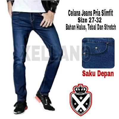 jual celana jeans pria murah, jual celana jeans pria di surabaya, jual celana jeans denim pria