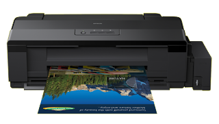 Download Epson EcoTank L1800 drivers