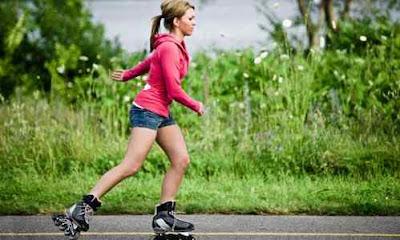 Deporte y salud, en forma con el patinaje