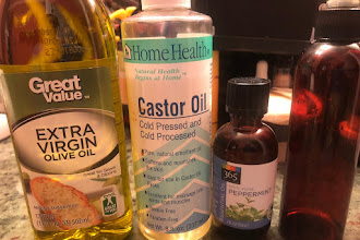 How to make hair growth oil for just under $2 a bottle