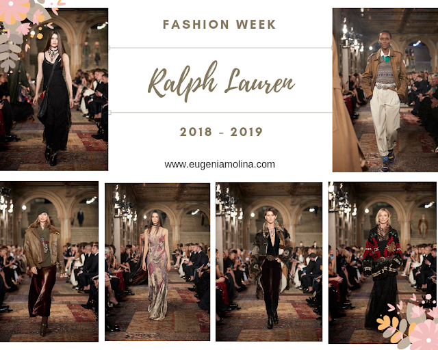 New York Fashion week 2018 Ralph Lauren