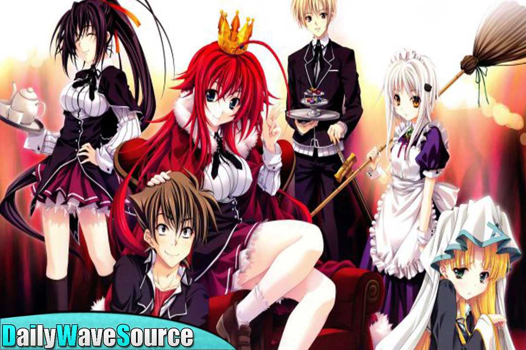 Top 5 Anime similar to Highschool of the Dead (English ...