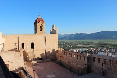 Castillo de Cullera-Valencia