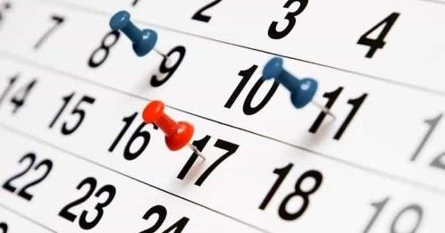 Controllo Calendario Excel 2020.Come Creare Un Calendario In Excel Navigaweb Net