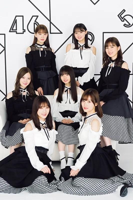 Hori Miona, Endo Sakura, Ikuta Erika, Shiraishi Mai, Saito Asuka, Yoda Yuki, dan Yamashita Mizuki menghiasi sampul Weekly Playboy Edisi Khusus