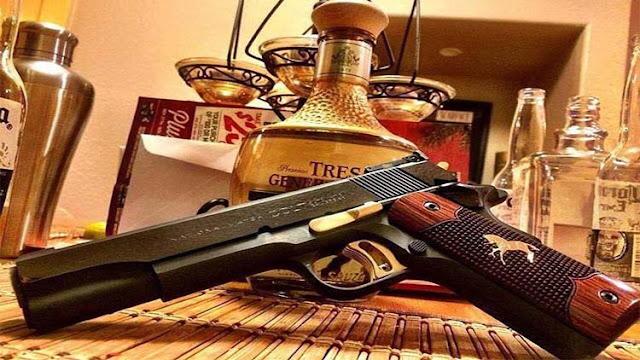 VIDEO: Drogas por armas, así es como un traficante en Tijuana envía drogas y regresa con armas de EU