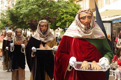 figuras biblicas de la semana santa de Puente Genil