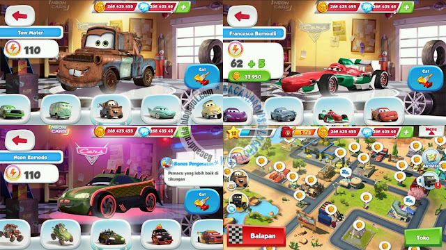 cars fast As lightning Apk Data Full Mod Money