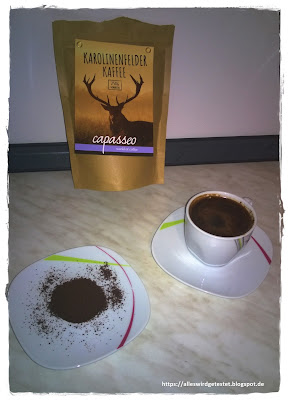 Capasseo Karolinenfelder Kaffee