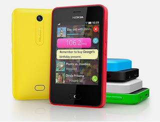 Harga Nokia 501