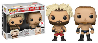 Funko Pop! 2-Pack Enzo & Cass