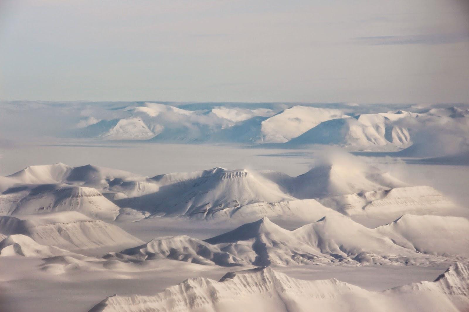 As Calotes de Gelo das Svalbard - Bem vindos às CALOTES POLARES! | Noruega