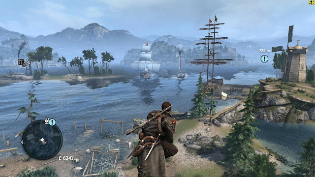 Assassin's Creed: Rogue - Xbox 360 - Captura 2