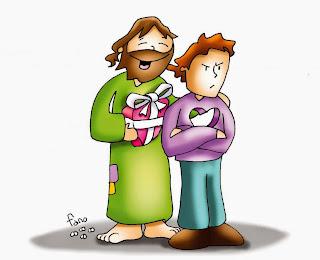 Resultado de imagen de dibujo del perdón de Fano