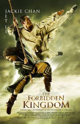 Sinopsis film The Forbidden Kingdom (2008)