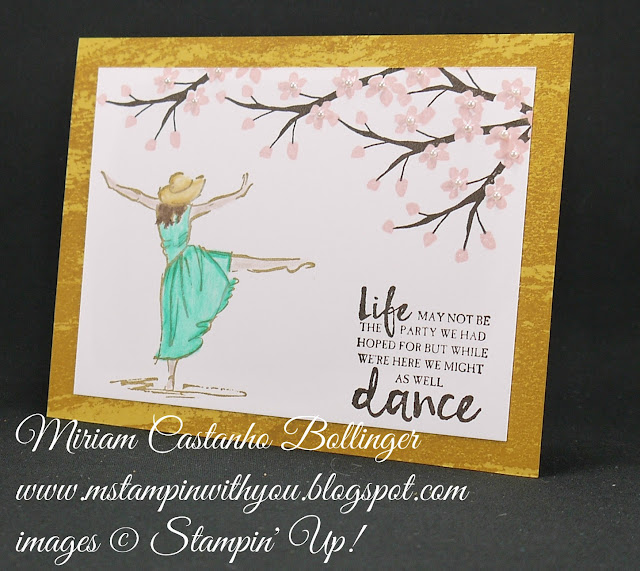 Miriam Castanho-Bollinger, #mstampinwithyou, stampin up, demonstrator, all occasions card, colorful seasons stamp set, beautiful you stamp set, watercolor wash background stamp, su