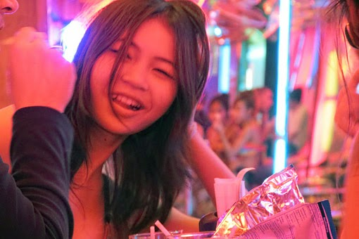 more naught girls at Soi Cowboy Bangkok