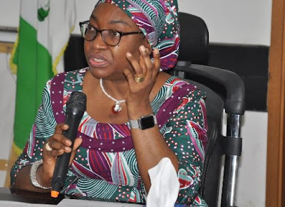 N601m Traced To Former Head Of Service, Winifred Oyo-Ita Forfeited To FG