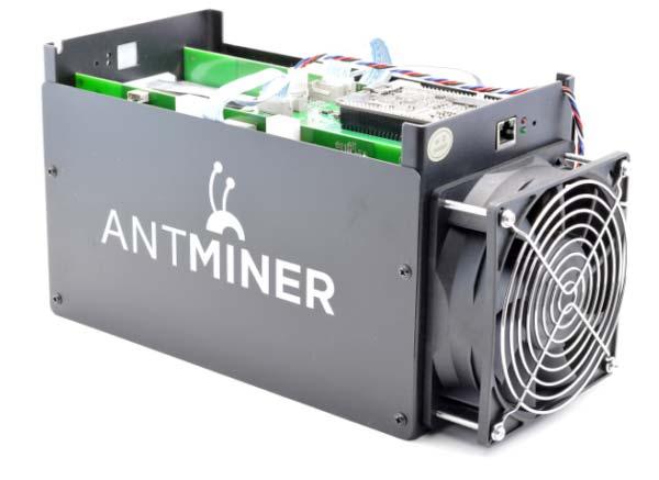 Bitmaintech ANTMINER S5