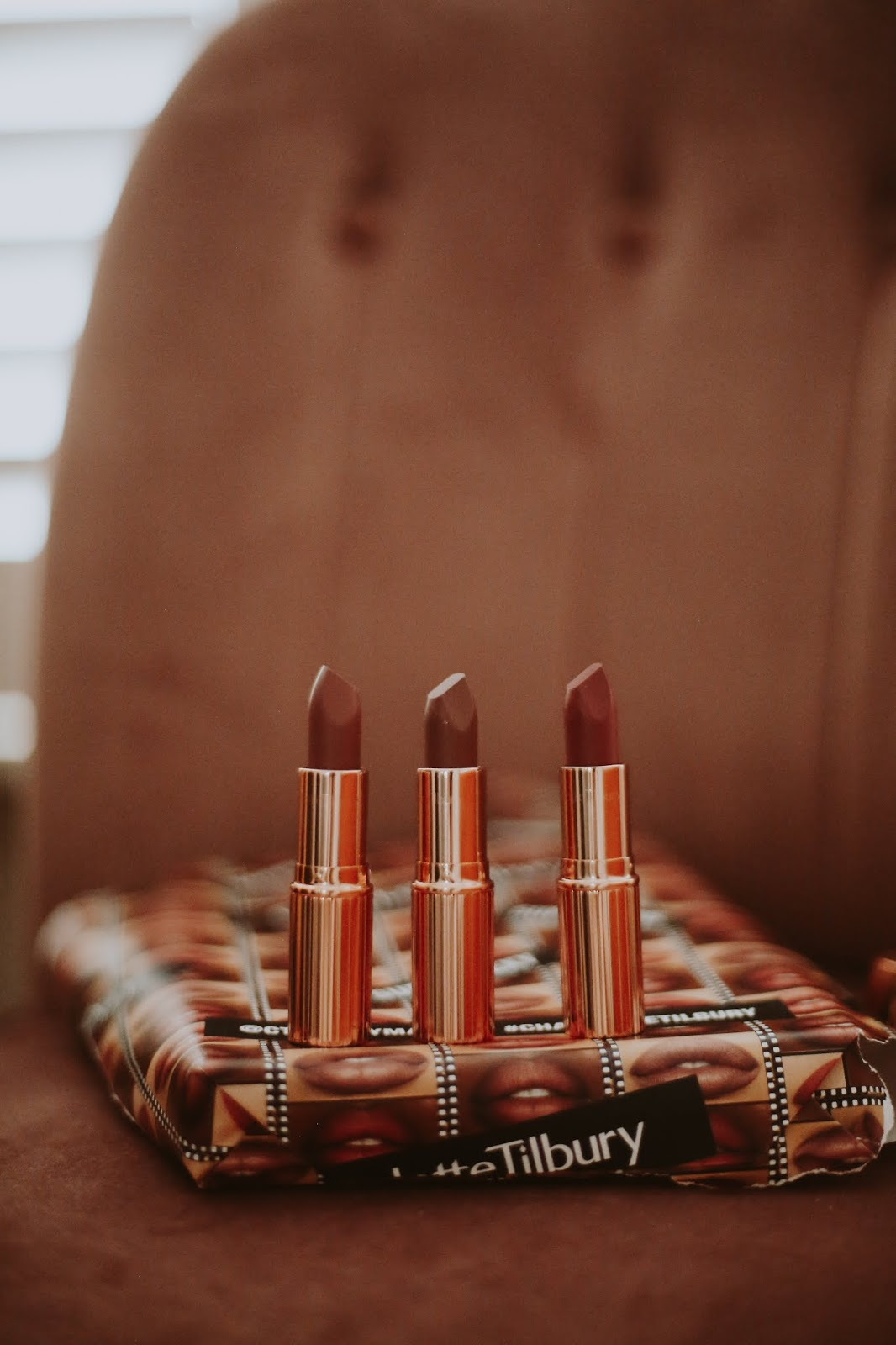 Charlotte Tilbury Matte Revolution Supermodel Lipsticks Review And Swatches