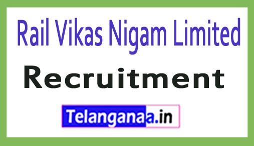Rail Vikas Nigam Limited RVNL Recruitment
