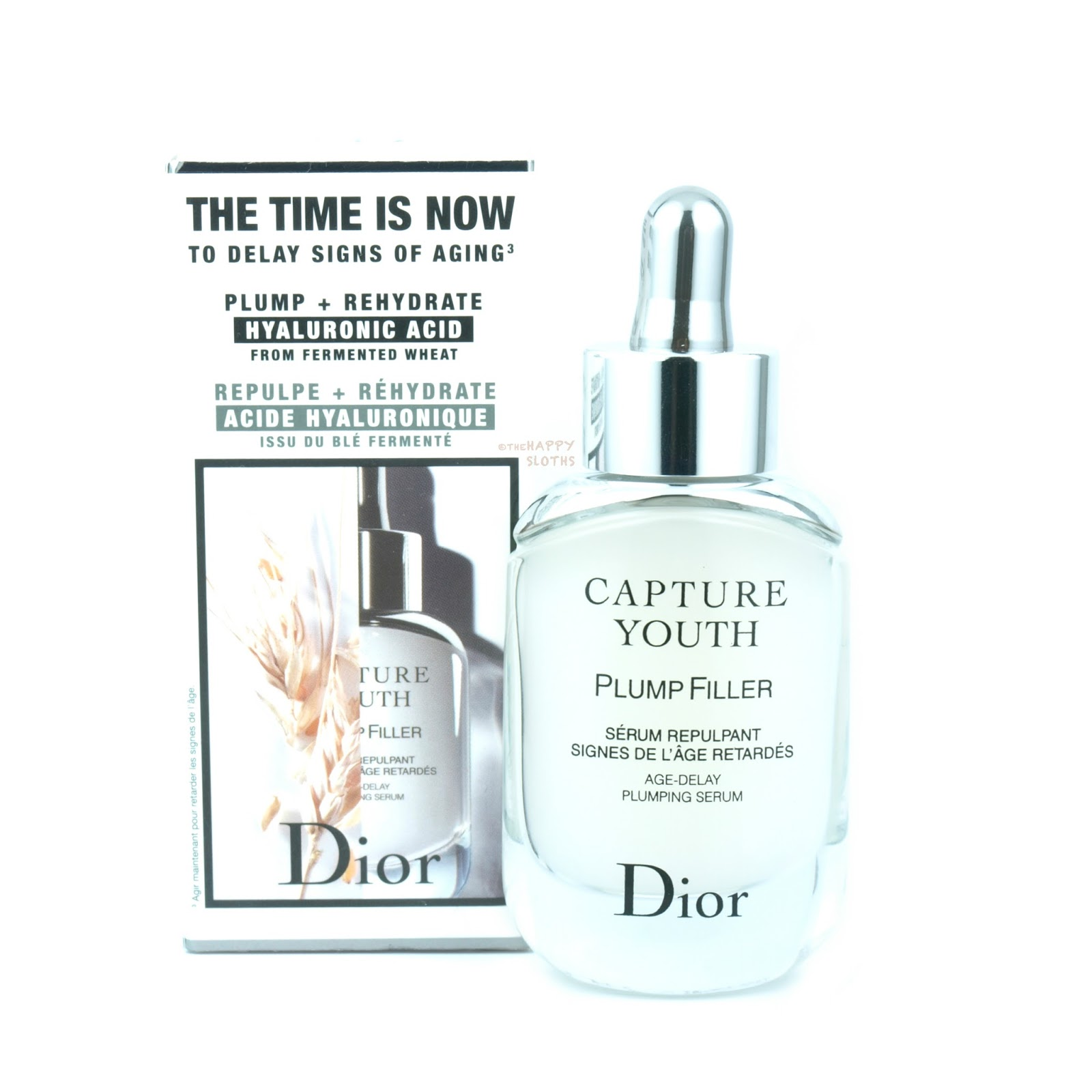 Dior Capture Youth Plump Filler Serum Review