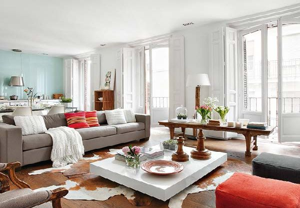 heaven is for real: Spanish Living Room Decorating Ideas 2012