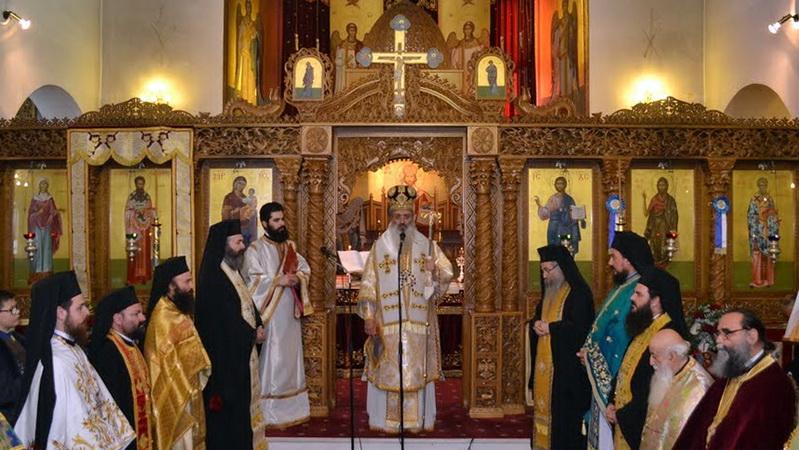 Πανήγυρις Ιερού Ναού Αγίου Βασιλείου Αλεξανδρούπολης