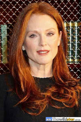 The life story of Julianne Moore, American actress, born on December 3, 1960