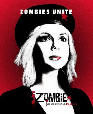 iZombie Season 3: promo image di Liv