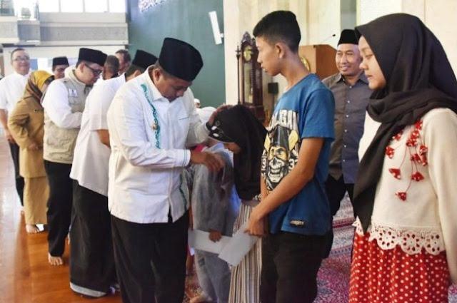 Wagub Jabar: Safari Ramadhan Meneruskan Tradisi Kebaikan