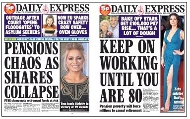 express pensions