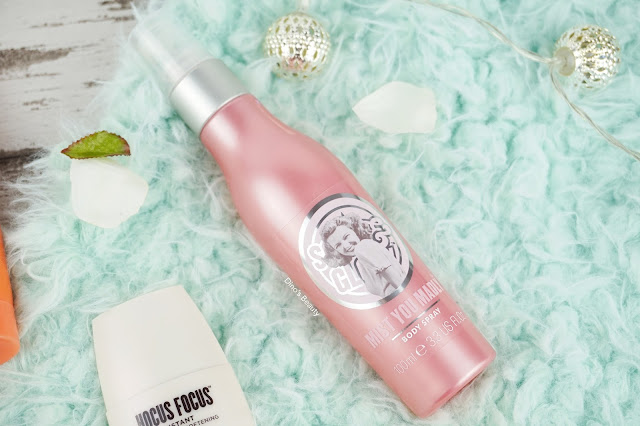 Beauty, Soap and Glory, Mist You Madly, Body Spray, Body Mist, Fragrance