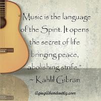 Language of the Saint