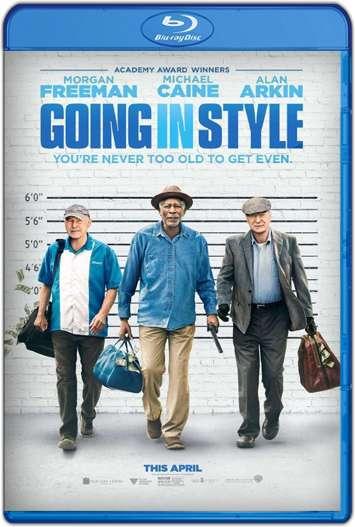 Un golpe con estilo (2017) HD 1080p y 720p Latino
