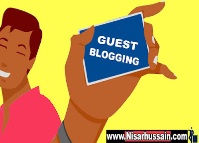 guest blogging - submit a guest post http://www.nisarhussain.com