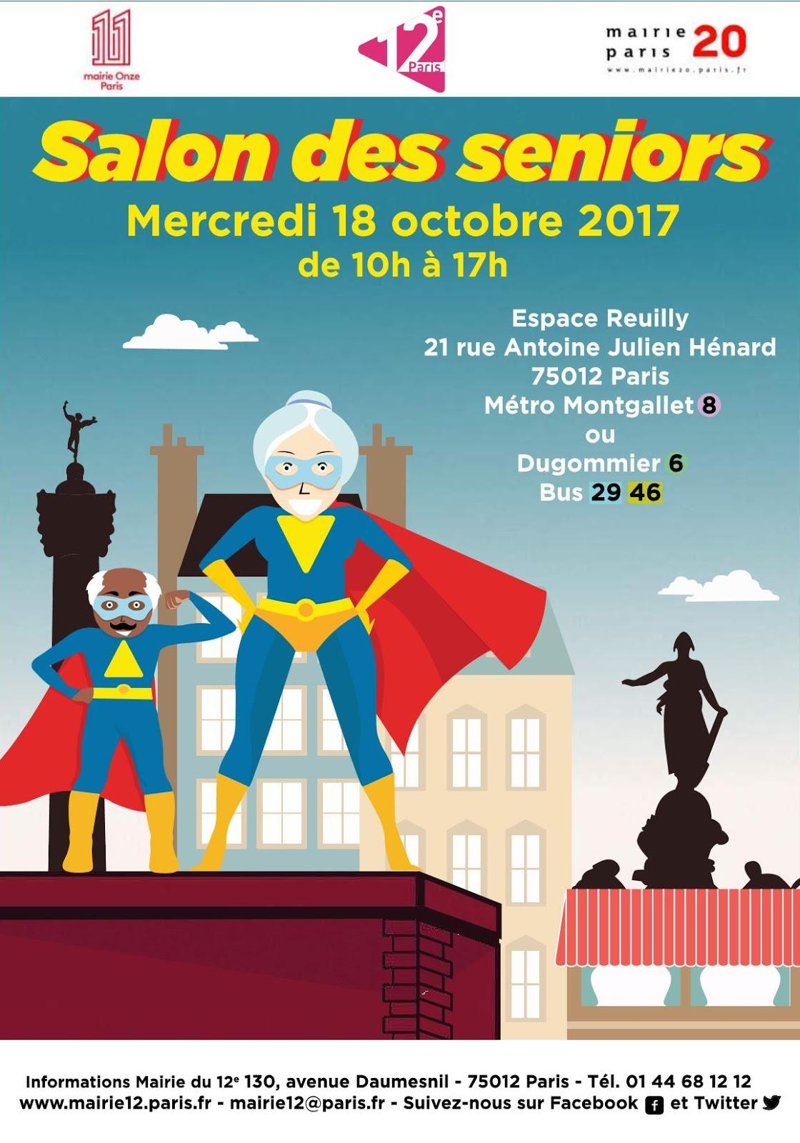 Cfdt retrait s paris 11e 12e septembre 2017 - Salon paris septembre 2017 ...
